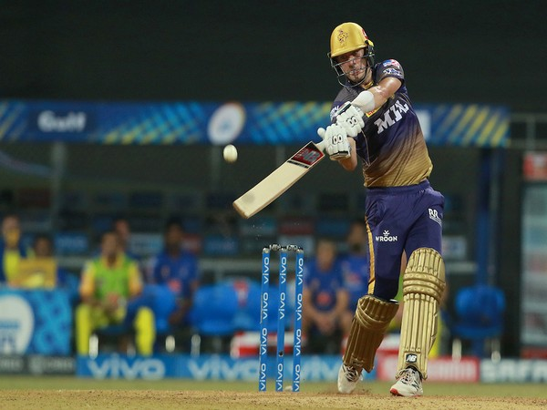 KKR's Pat Cummins (Photo/ IPL Twitter)