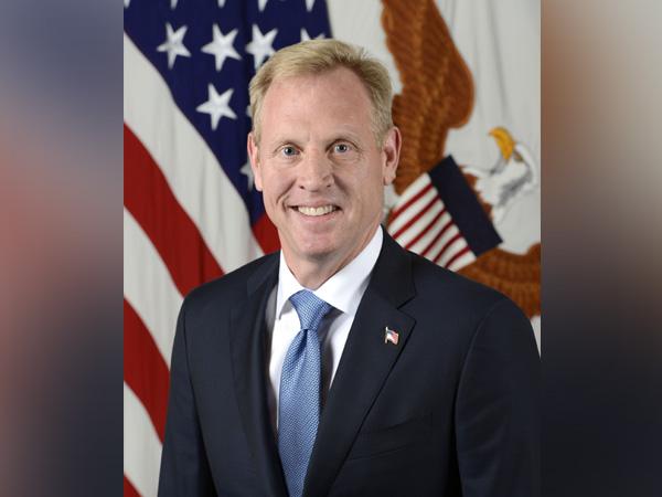 US acting Defence Secretary Patrick Shanahan (file photo)
