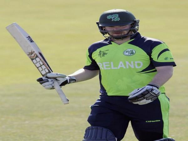 Ireland batsman Paul Stirling.