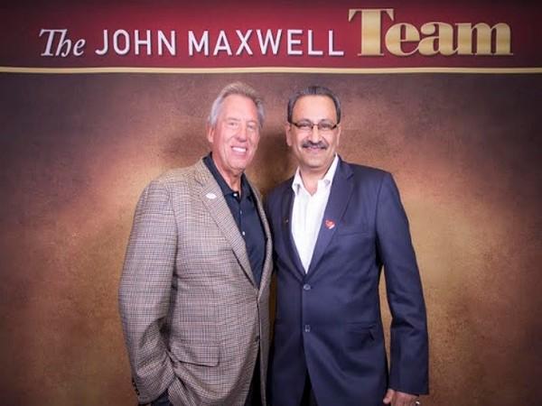 Pavan with John Maxwell