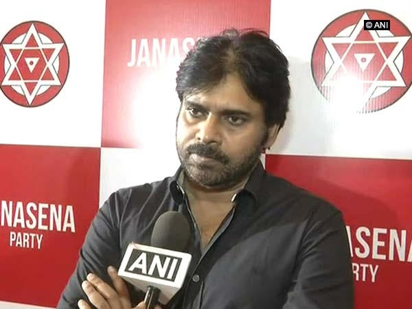 Janasena Leader Pawan Kalyan [File Photo/ANI]