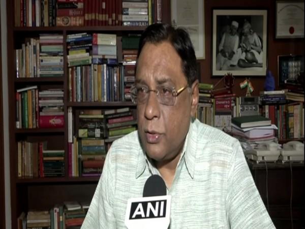 JDU National Spokesperson Pavan Varma (File photo)