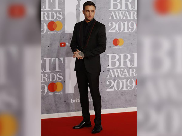 British singer-songwriter Liam Payne