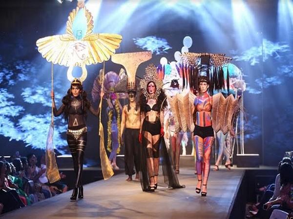 Pearl Portfolio Mumbai Fashion Show