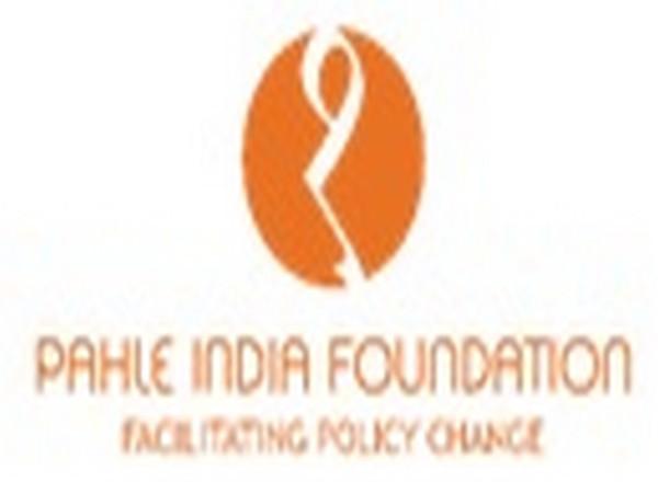 Pehle India Foundation logo