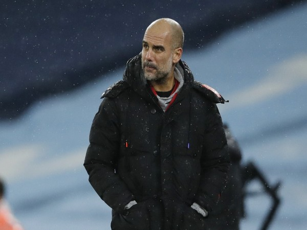 Manchester City manager Pep Guardiola (file image)