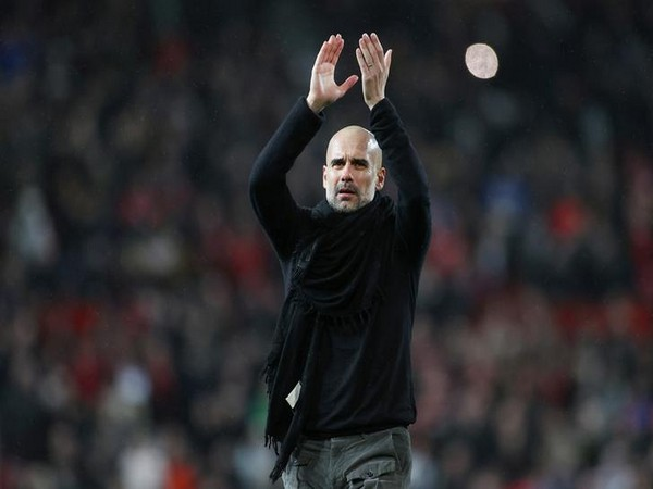 Manchester City manager Pep Guardiola (File photo)