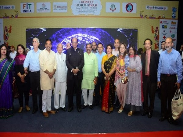 Inauguration of the 26th Perfect Health Mela
