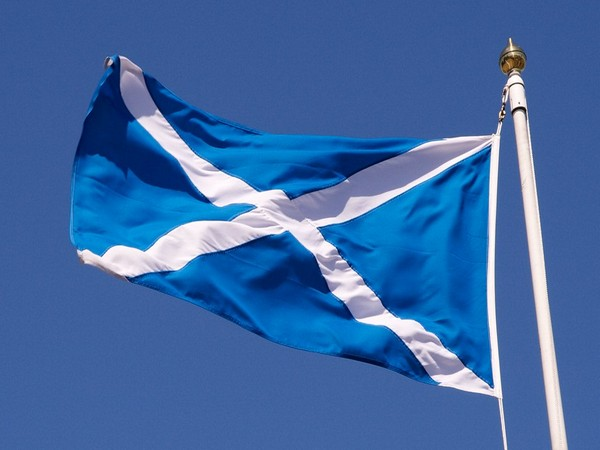 Scotland flag (Flie photo)