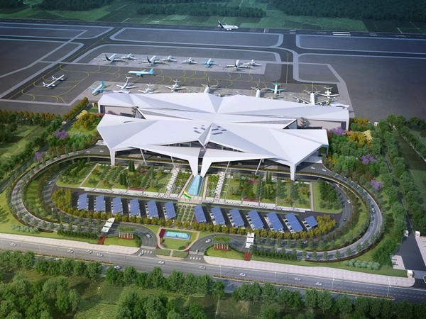 About 38 per cent of the work project has been completed and the new terminal building is scheduled to be ready by June 2022.