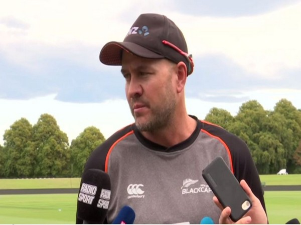 New Zealand batting coach Peter Fulton