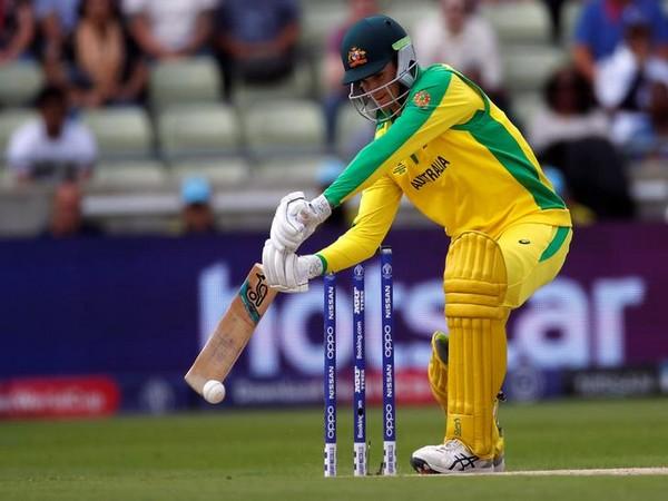 Australia batsman Peter Handscomb.
