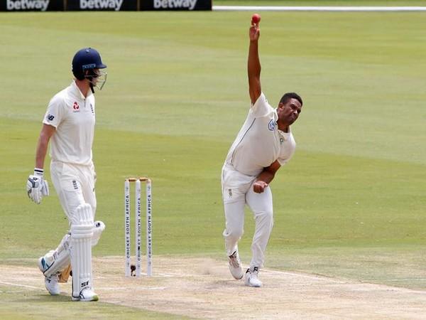 South Africa all-rounder Vernon Philander