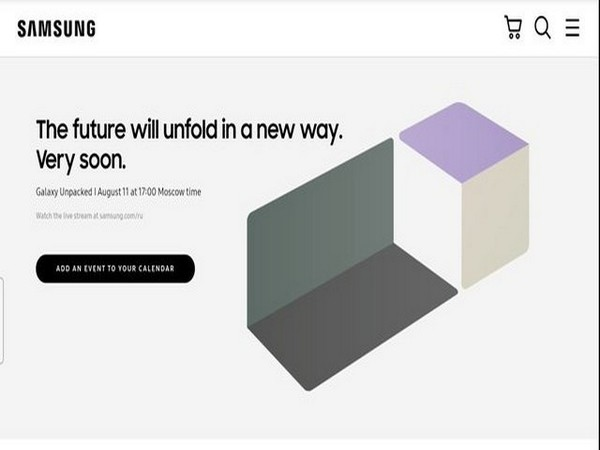 New foldable phones will be unveiled at 'Galaxy Unpacked' on August 11 (Image Credits: Evan Blass' twitter)