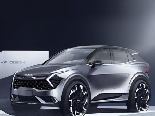 Kia unveils Sportage 2021 with different spec to target European markets [Photo=Kia]