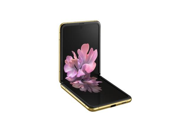 Samsung Electronics foldable phone by Samsung Electronics