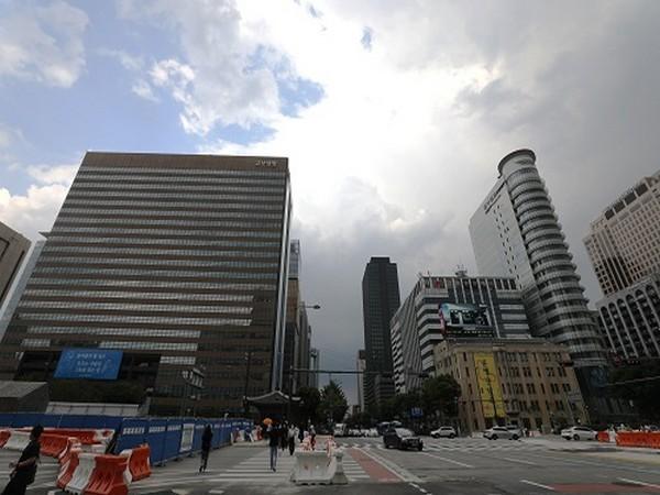 Gwanghwamun intersection, Jongno-gu, Seoul. Photo=NEWSIS