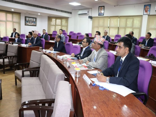 Nepal government officials began their training in India on countering terror financing on Monday.