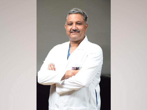 Dr Deep Goel, Senior Director, Consultant Robotic Surgeon, Department of Surgical Gastro Onco, Bariatric & Advance Minimal Access Surgery, BLK Super Speciality Hospital, New Delhi