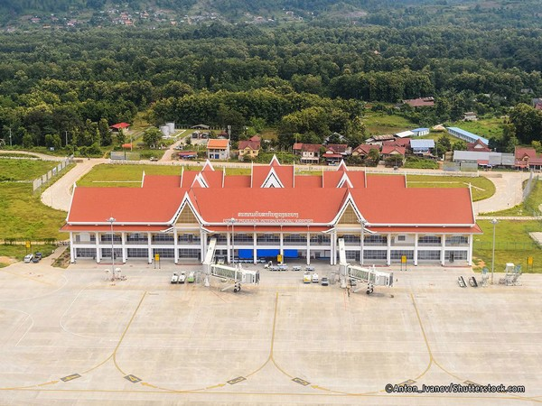 Korea Airports Corporation to enter Korea's first airport development project in Laos. The picture is of Luang Prabang Airport. (Photo credit: Korea Airports Corporation)