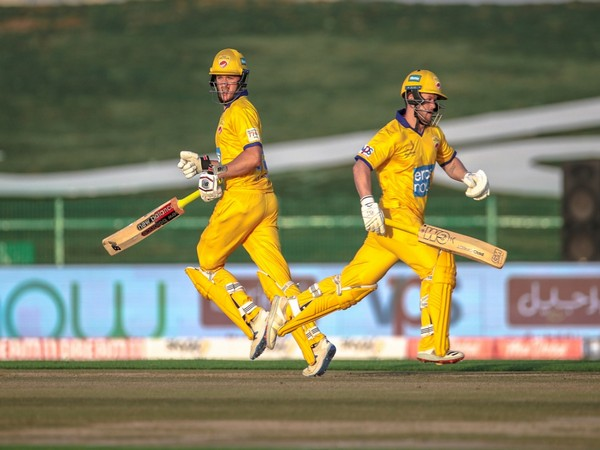 Team Abu Dhabi defeat Pune Devils (Photo/ Abu Dhabi T10)