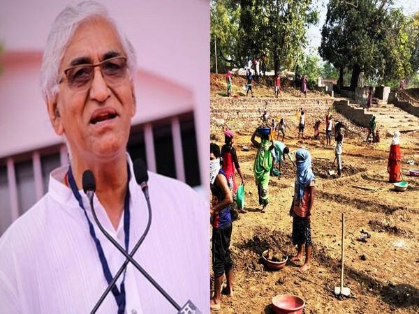 MNREGA: More than 1.22 lakh families in Chhattisgarh got employment of more than 100 days