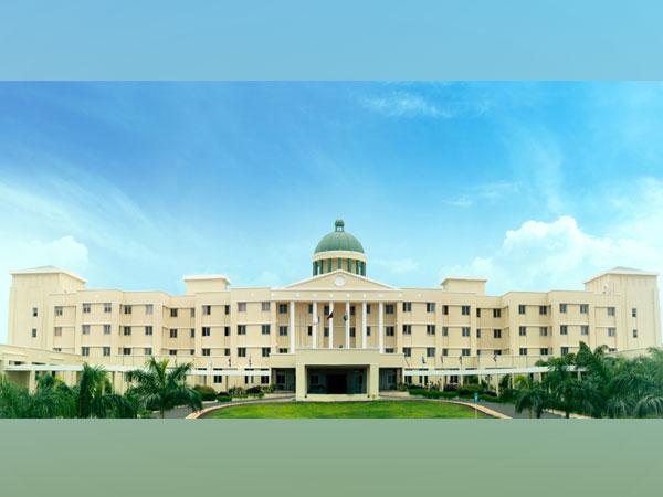Ajeenkya DY Patil University Campus, Pune
