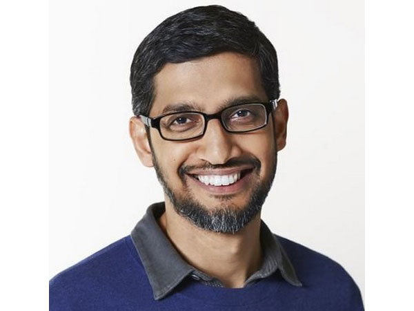 CEO, Google and Alphabet, Sundar Pichai (File Photo)