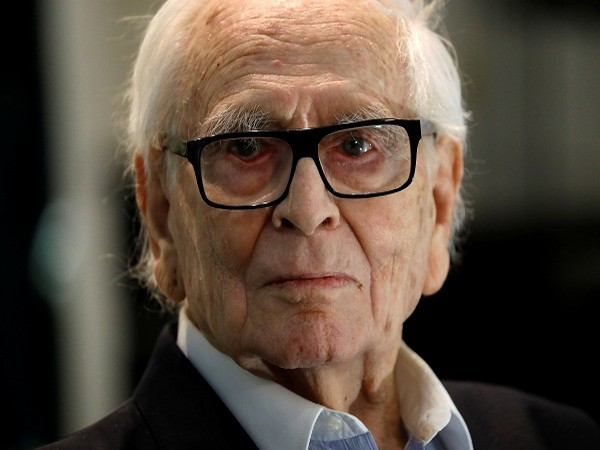 French fashion designer Pierre Cardin (Photo Credit: Reuters)