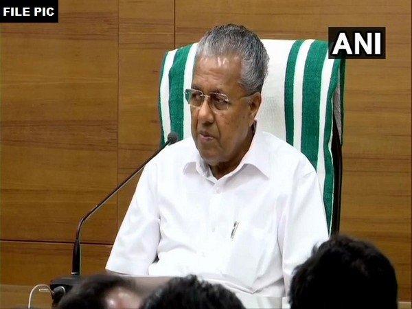 Kerala Chief Minister Pinarayi Vijayan (File pic)