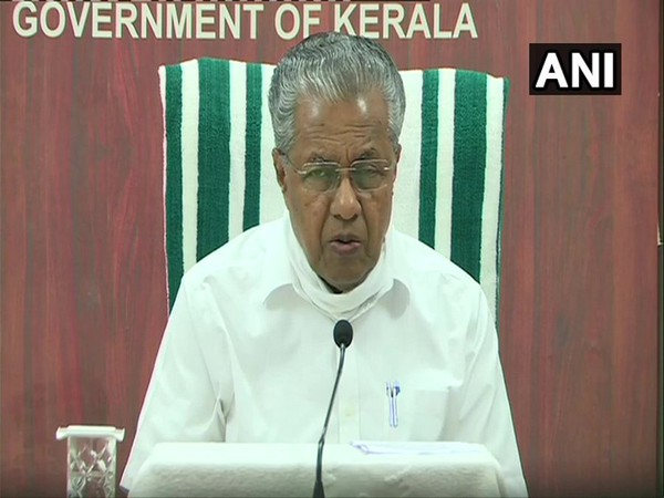 Kerala CM Pinarayi Vijayan (File photo)