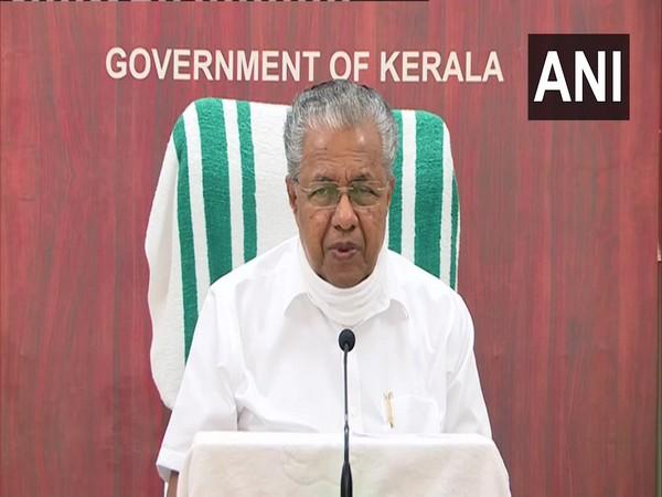Kerala Cheif Minister Pinarayi Vijayan (File Photo)