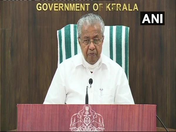 Kerala Chief Minister Pinarayi Vijayan. (File Photo/ANI)