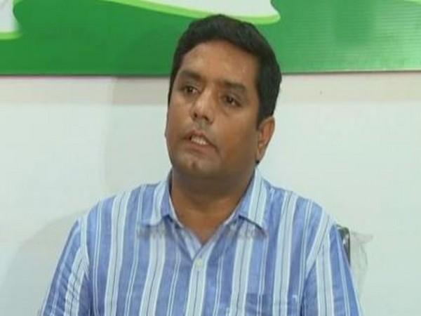 YSRCP leader, Piriya Sairaj (Photo/ANI)