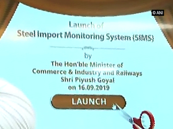 Information provided on SIMS will be monitored by the Steel Ministry