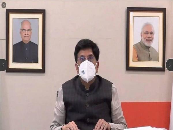 Commerce and Industry Minister Piyush Goyal. (Photo/ANI)