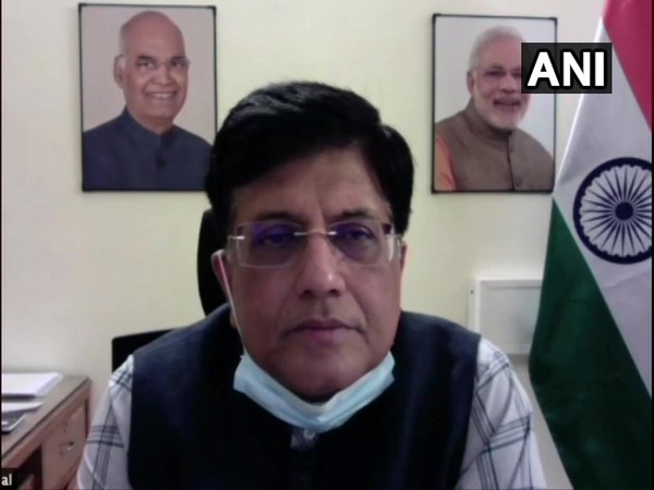 Union Minister Piyush Goyal (photo/ ANI)