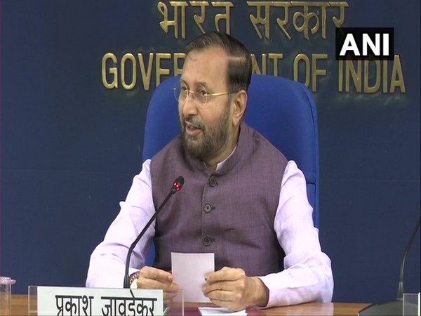 Union Minister Prakash Javadekar (File photo)