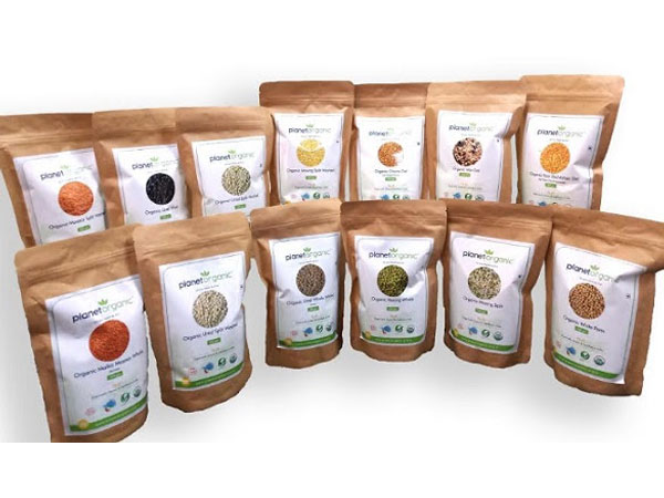 Planet Organic India's nutritious and affordable range of organic pulses