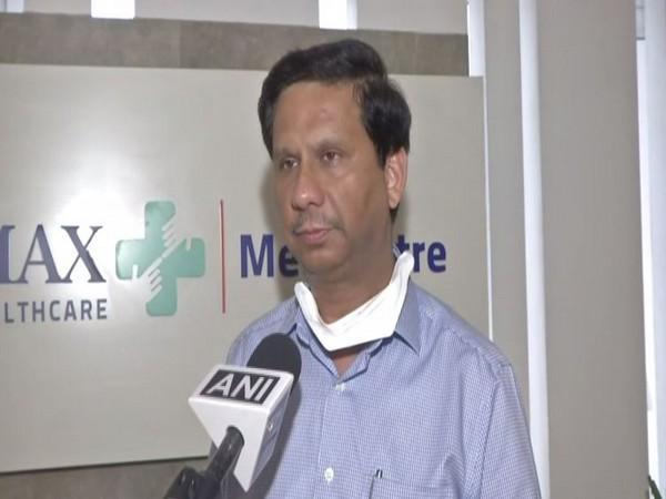Dr Sandeep Budhiraja, Group Medical Director, Max Healthcare Delhi (File Photo)