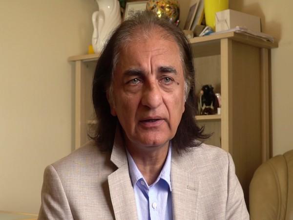 PoK activist Amjad Mirza,