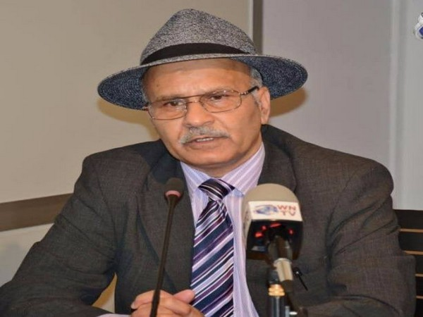 Shabir Choudhry, President, Foreign Affairs Committee of United Kashmir People's National Party (UKPNP) (File pic)