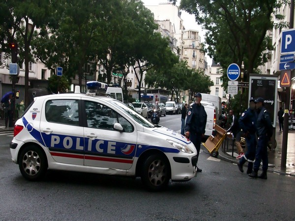 French police (File photo)
