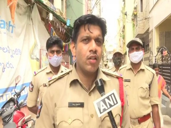 Mohammed Umar, Circle Inspector of One Town police station speaking with ANI on Saturday.