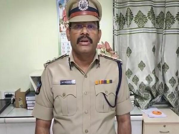 DIG K V Mohan Rao (File photo)