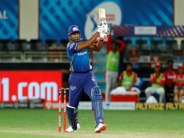 MI batsman Kieron Pollard (Photo: BCCI/ IPL)