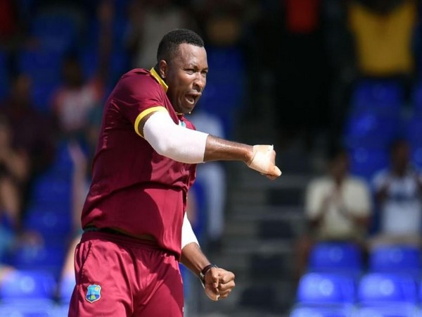 West Indies skipper Kieron Pollard (Photo/ ICC Twitter)