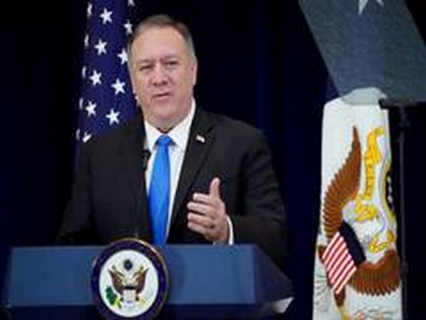 US Secretary of State, Mike Pompeo.