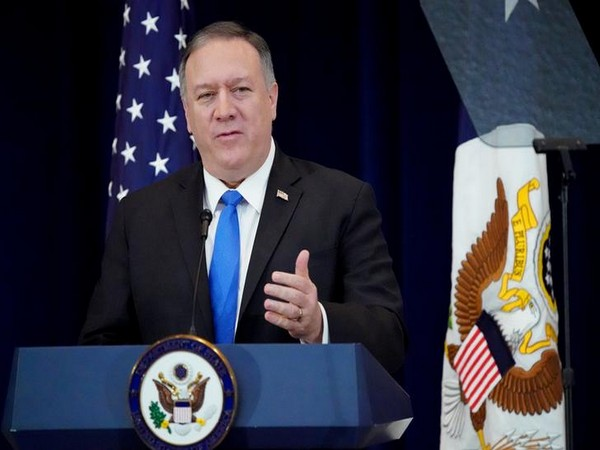 US Secretary of State, Mike Pompeo (File photo)
