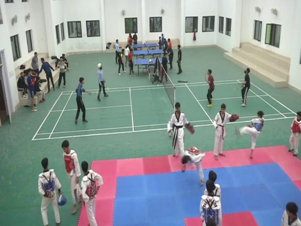 Youth welcomed the opening of indoor stadium in Poonch